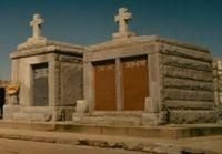 Кладбище приворот